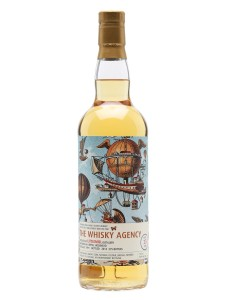Littlemill 1991 / 23 Years Old / Whisky Agency