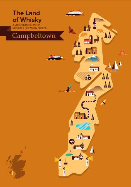 campbeltownmap