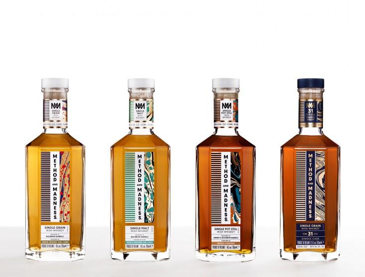 An Irish Whiskey Revolution With New Method & Madness