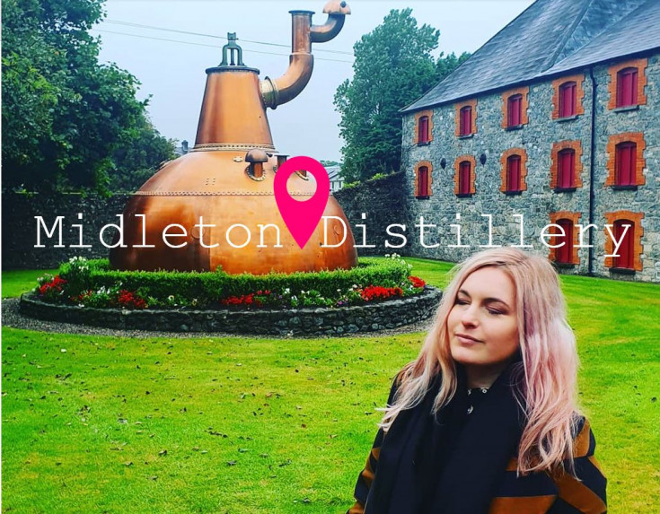 Visiting the Midleton Distillery (Jameson Experience)